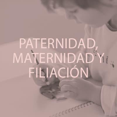 Tramitación legal de paternidad, maternidad y filiación. Confía en Lidón Serra Abogado